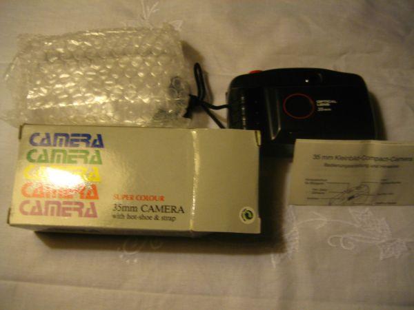 Analog-Kleinbildkamera Optical Lens 35mm Neu