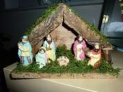 Weihnachtskrippen Figuren