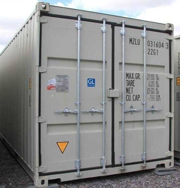 Suche Container Wechselbrücke