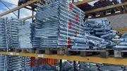 Stahlgerüst 170 qm 20x8 5m -