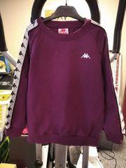 kappa Pullover Lila 140 Neu