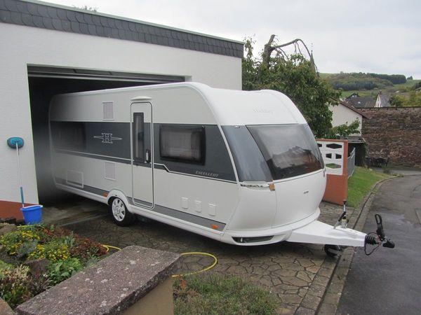 Wohnwagen Hobby Excellent 540 FU