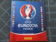 Panini Uefa Euro 2016 France Album
