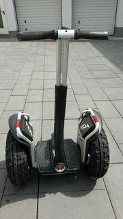 Segway X2 mit Bundesweiter