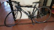 Damenrennrad von Bianchi schwarz