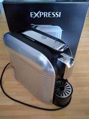 Expressi Kapselmaschine für Kaffee und