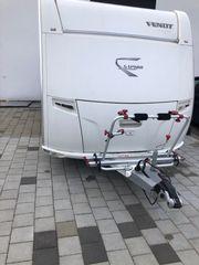 Wohnwagen Fendt Saphir 465 SFB