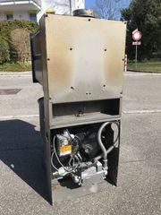 Gas-Kachelofen-Heizeinsatz Fa Schrag Junior-Compact VA9-1