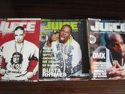 Juice Zeitschrift - einzelne Ausgaben Jahrgänge