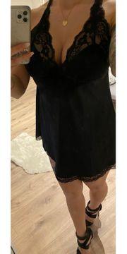 Nachtkleid Hauskleid Lingerie Dessous Größe