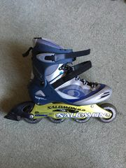 Inliner Skater Salomon Power Arch