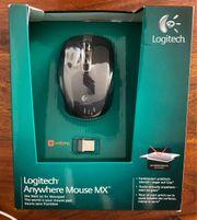 Logitech Anywhere Mouse MX OVP
