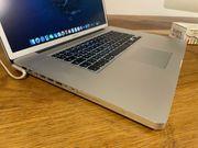 MacBook Pro 17Zoll i7 prozessor