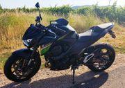 Kawasaki Z 800 black schwarz