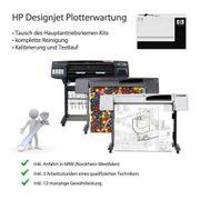 Plotter Wartung NRW HP DesignJet