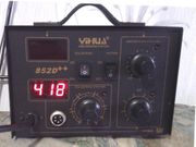 neu Heißluftlötstation YIHUA 852D Digitale