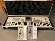Kork Pa2X Pro Enertainement- Keyboard