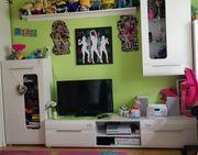 Wohnwand Schrankwand TV Wand