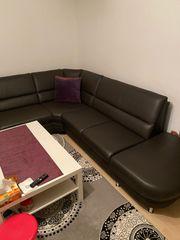 Vollleder Couch