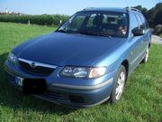 Mazda 626 Kombi limited Blue