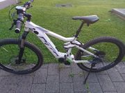 KTM E-bike Fully Macina Lycan