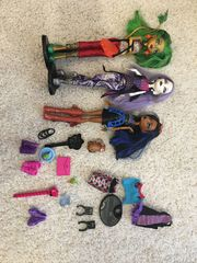 Puppenset Monster High