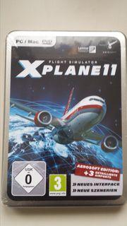 XPlane 11 Flight Simulator