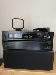 ONKYO Receiver TX-NR636 mit MB-Quart