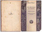 Richard Wagner -Die Meistersinger von