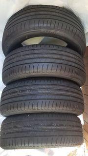4x Bridgestone Sommerreifen 195 55