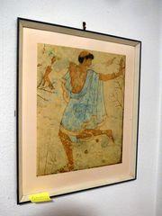 Kunstdruck Etruskischer Jüngling