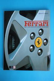 Ferrari - Die Geschichte einer Legende - Buch