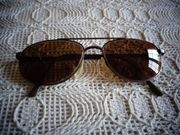 Vintage - Herrensonnenbrille mit Sehstärke