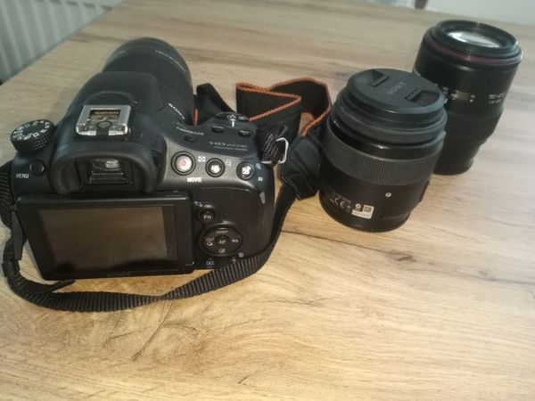 Sony Alpha 58 Camera mit