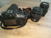 Sony Alpha 58 Camera mit