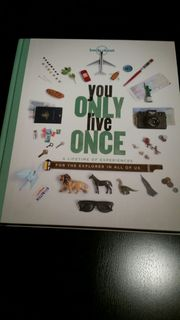 You only live once Geschenkidee