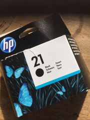 Druckerpatrone HP 21