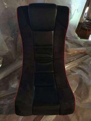 Sessel mit Lautspecher