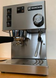 Topzustand Liebhaber-Espressomaschine Rancilio Silvia E5