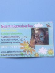 Kinderschminken Wandbemalung und mehr