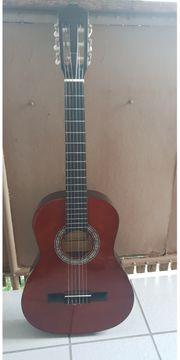 Tenson 3 4 Gitarre mit
