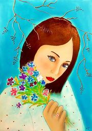 Marie Javorkova - Flowers for you