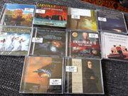 Klassische Musik 11 CDs