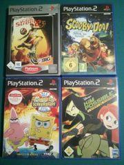 Playstation 2 Spiele zu verkaufen