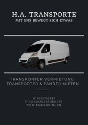 Transporter Vermietung ab 69 00