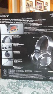 Kopfhörer mit Kabel SONY MDR-XB600