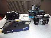 Kameras Fuji Ilford Sportsman Polaroyd