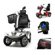 Elektroroller Elektromobil Mobilitätshilfe Verleih-Service