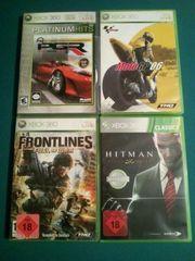 Xbox Spiele zu verkaufen