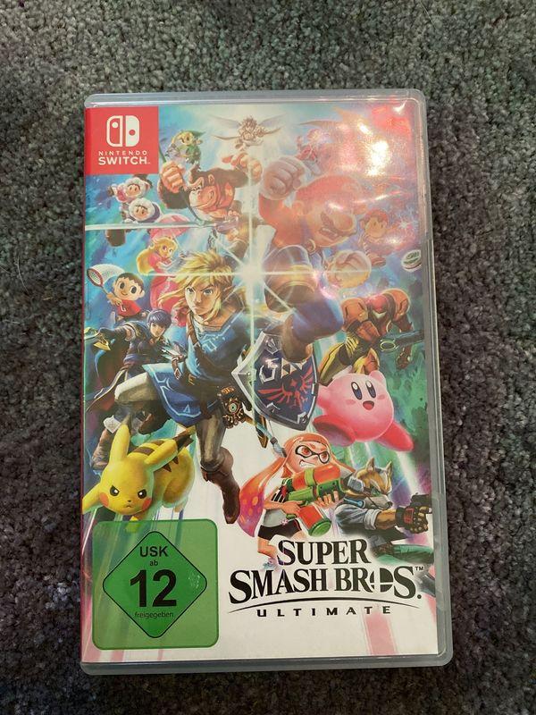 super Mario Smash Brothers-Spiel